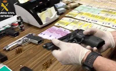 Desarticulada una red internacional de tráfico de drogas que operaba desde Ontígola