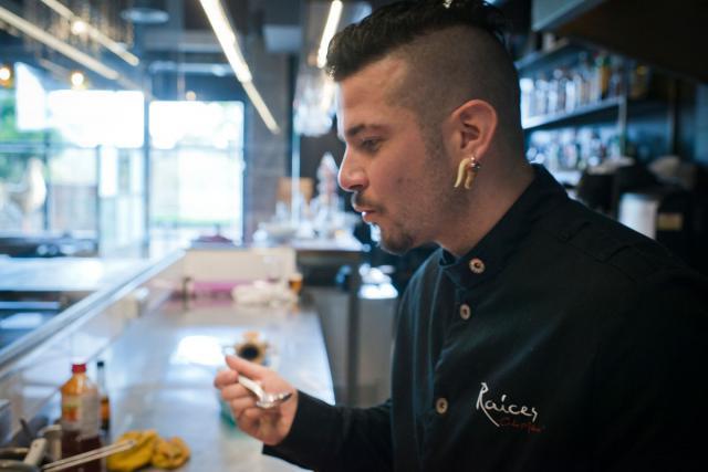 El restaurante 'Raíces', de Carlos Maldonado, más cerca de la Estrella Michelín