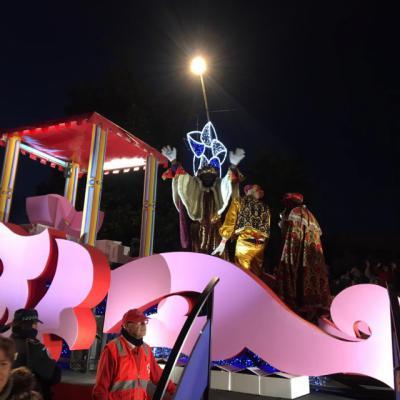 """El Ayuntamiento valora la Cabalgata de Reyes como """"una de las mejores de la región"""""""