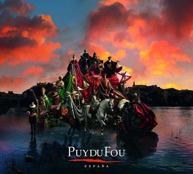 VÍDEO   'El sueño de Toledo', el primer espectáculo de Puy du Fou en España