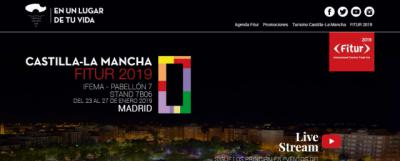 Las redes sociales, protagonistas en el stand de Castilla-La Mancha en FITUR