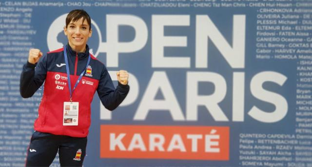 Sandra Sánchez comienza el año a lo grande: luchará por el oro en París