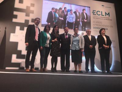 El CEE 'Madre de la Esperanza' de Talavera, premiado en el Día de la Enseñanza