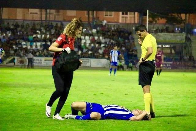 El CF Talavera anuncia cambios en su servicio médico