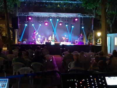 'La Jose' llena los Jardines del Prado de flamenco y fusión