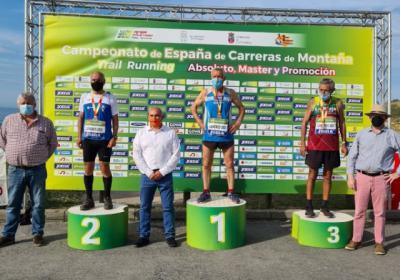 ATLETISMO   El talaverano Antonio Mohedano suma y sigue: logra otro título nacional