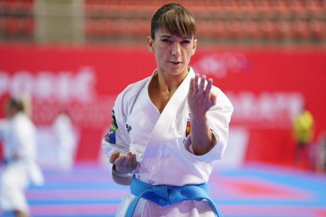 Sandra Sánchez, a por su sexto oro en el Campeonato de Europa