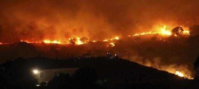 Los fuegos de Almorox y Barchín del Hoyo se cuelan en el trágico 'top 5' del verano