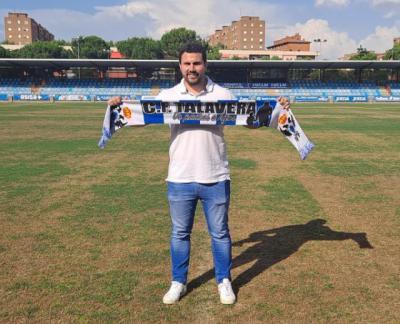Luis García, nuevo entrenador del juvenil del CF Talavera