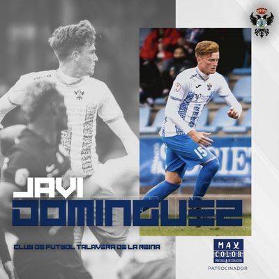 Javi Domínguez se une en propiedad al CF Talavera