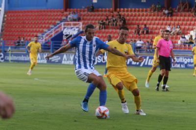 El CF Talavera salda con victoria su visita a Extremadura