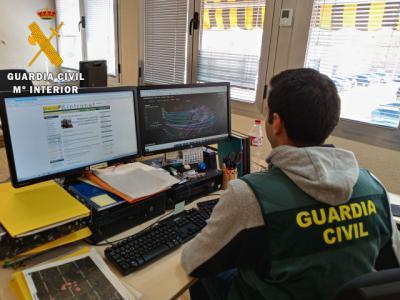 CAZALEGAS | Investigan a un hombre por simular una estafa de más de 5.000 euros en apuestas online