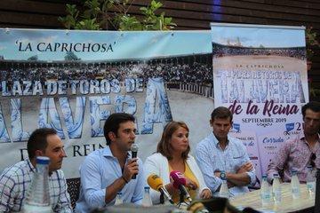 Las Fiestas de San Mateo contarán con dos festejos taurinos en La Caprichosa