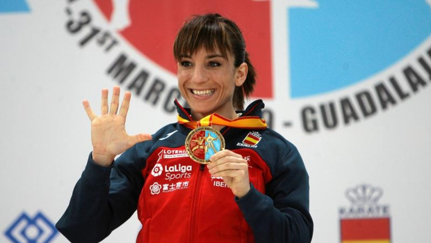 KARATE | Sandra Sánchez, nombrada hija adoptiva de La Estrella de la Jara