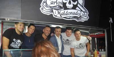 Carlos Maldonado y Ebora Formación, al pie del cañón estas fiestas
