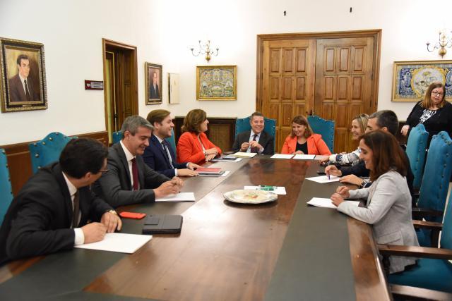 Page: 'En Talavera no van a faltar recursos para promover la generación de empleo'