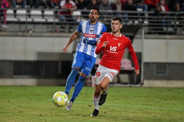 El Murcia tumba al Talavera en la Copa Federación