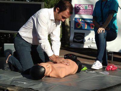 Talavera no se para: éxito de la I Maratón de Reanimación Cardiopulmonar (fotos)