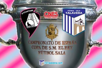 El Soliss FS Talavera viajará a Bilbao para medirse al CD Otxartabe en la primera ronda de Copa