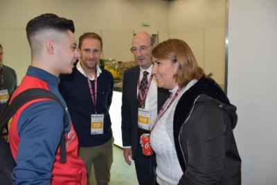 El talaverano Alejandro Manzana, medalla de bronce por equipos en la Premier League de Madrid