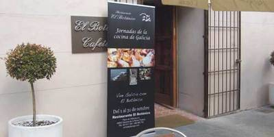 Restaurante El Botánico te trae Galicia a Talavera este mes