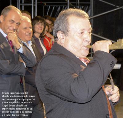 HEMEROTECA | Entrevista con Ángel López