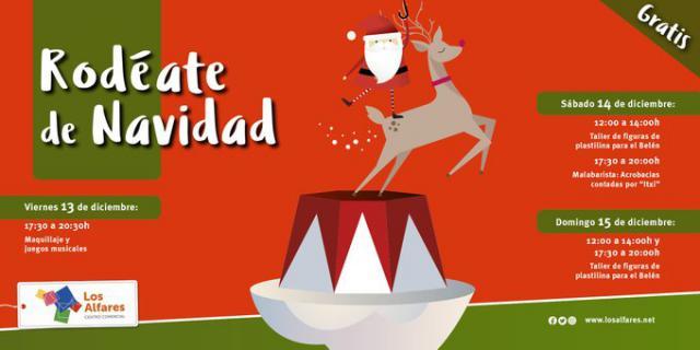 ACTIVIDADES | Vive la magia de la Navidad en Los Alfares