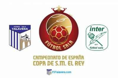 El Soliss FS Talavera se verá las caras con el Movistar Inter en la Copa del Rey