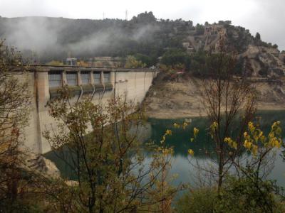 AGUA | Sigue disminuyendo el agua embalsada