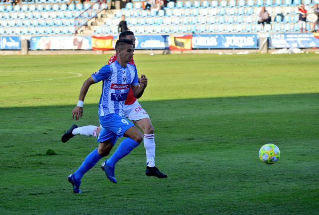 El delantero Pablo Aguilera deja el CF Talavera