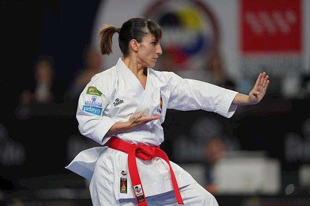 Sandra Sánchez sigue imparable y logra el pase a la final de Salzburgo