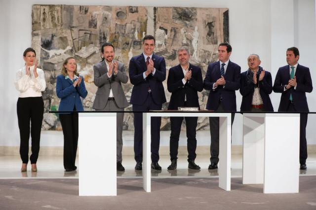 ACTUALIDAD | Un lunes decisivo para la recuperación económica en España