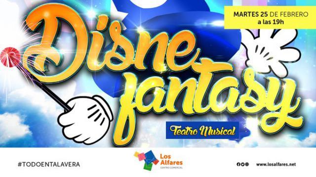 Gran espectáculo musical en Los Alfares con canciones de películas animadas