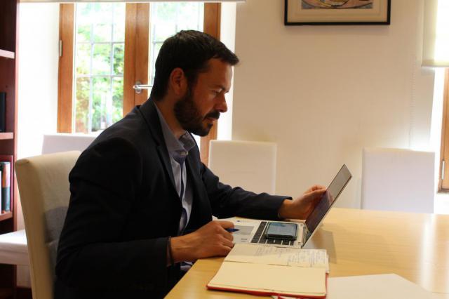 ACTUALIDAD | Reunión de trabajo entre las diferentes consejerías de la Junta