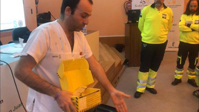 CORONAVIRUS | 32 positivos más en Castilla-La Mancha, ya son 71