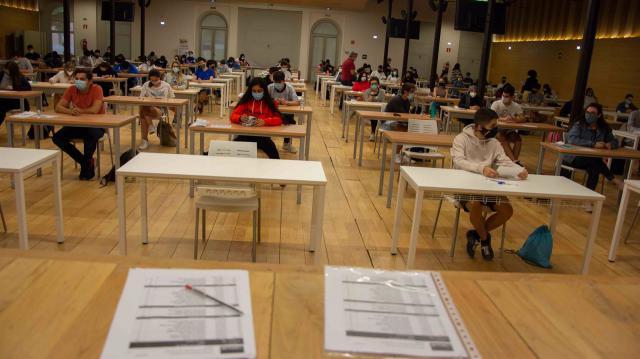 EDUCACIÓN | ¿Cuántos alumnos han aprobado la EvAU?