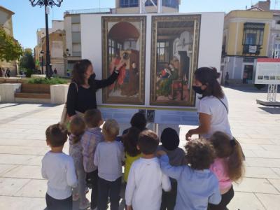 CULTURA | La exposición de 'El Prado en las calles' continúa por la región