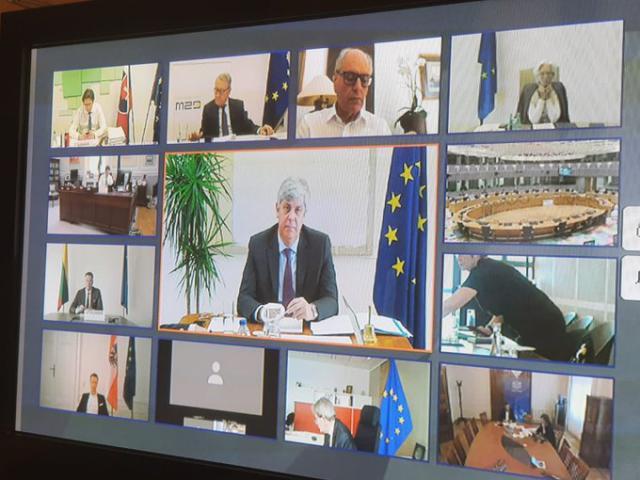 COVID-19 | La UE activa un fondo de 240.000 millones para los gastos de la crisis del coronavirus