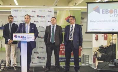 Ebora Group inaugura sus instalaciones en Collado Villalba