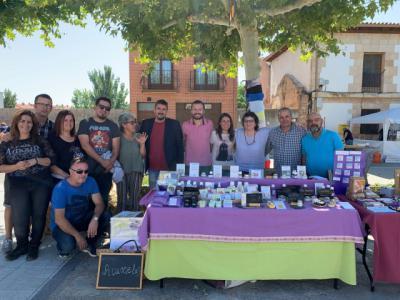 La Junta, presente en la Feria Ecológica de Torrejón del Rey