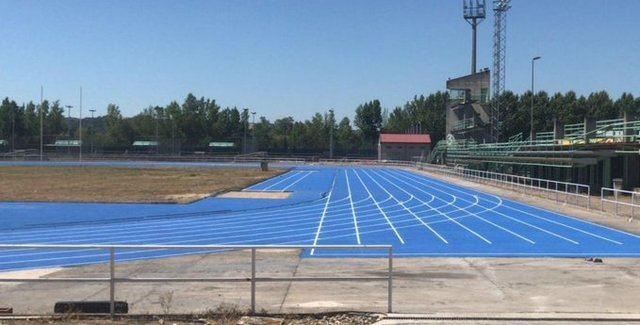 TALAVERA | ¡Ya huele a atletismo! Las fotos de la nueva pista
