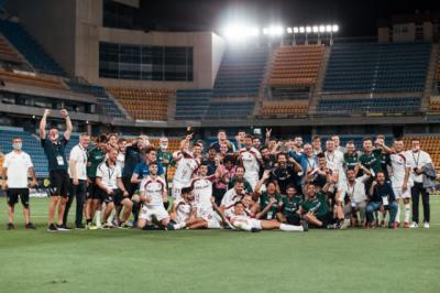 FÚTBOL | Revive el gol del Albacete que vale su permanencia en Segunda