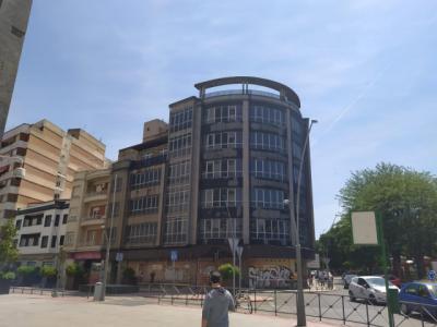 El edificio Tresku de Talavera entra en la Lista Roja del Patrimonio