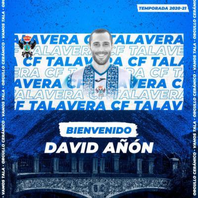 DEPORTES | Un goleador de Primera División para el CF Talavera