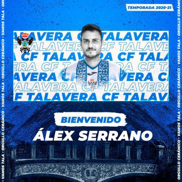 FÚTBOL | Fichaje y renovación en el CF Talavera