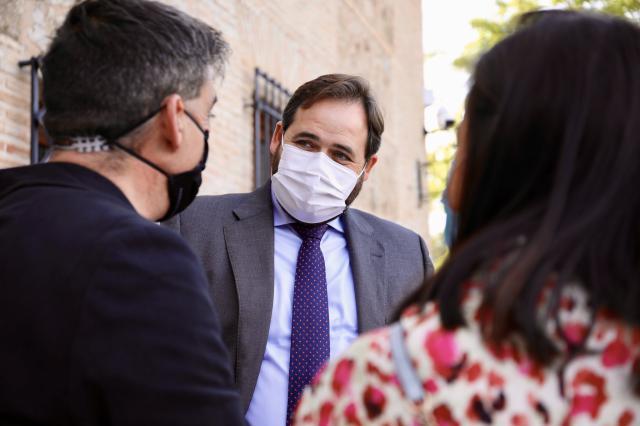 COVID | Paco Núñez defiende la gestión de Ayuso en Madrid frente a la pandemia