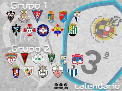 FÚTBOL | Este es el calendario de Tercera División