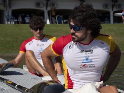 PIRAGÜISMO | No te pierdas a Paco Cubelos en la Copa del Mundo (ENLACE DIRECTO)