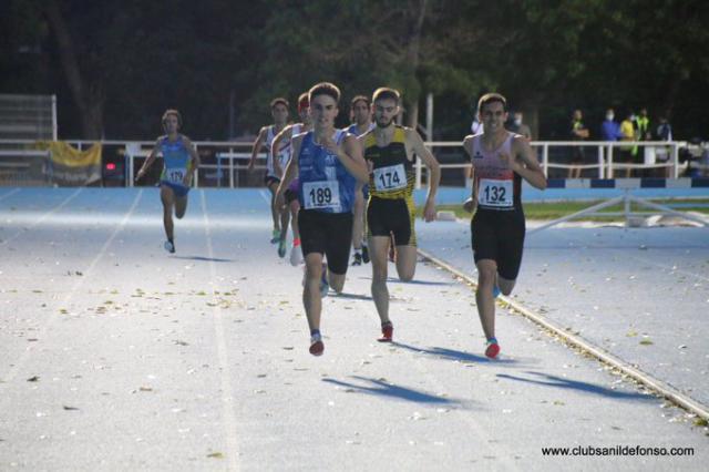 ATLETISMO | Alejandro Camacho, de la UDAT, en el Campeonato de España Sub20