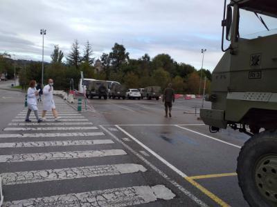 ESTADO DE ALARMA | El Ejército no controlará el toque de queda, seguirá con labores de apoyo y logística